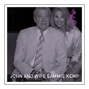 John and Wife Sammie Kemp
